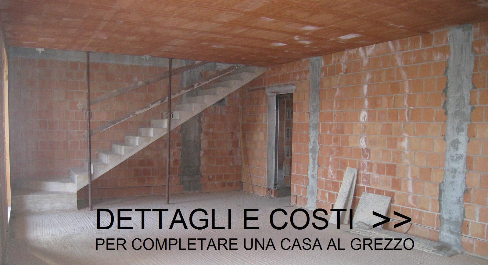 Finire casa al grezzo quanto costa finire casa al grezzo - Impianto elettrico casa prezzi ...