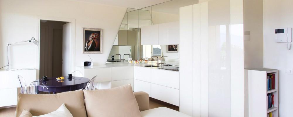 Come arredare l\'open space soggiorno-cucina