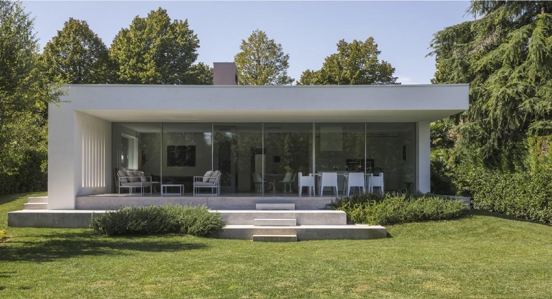 Villa con Patio | progettazione e costruzione villa con ...