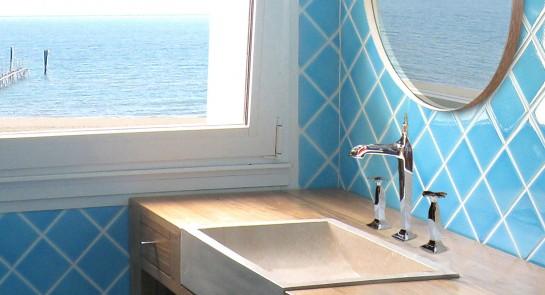 Appartamento in centro ristrutturazione ed interior for Appartamento al mare design