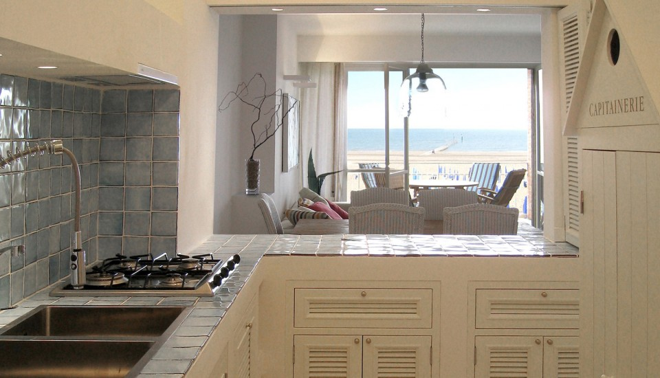 Appartamento al mare | Interior design appartamento vista mare