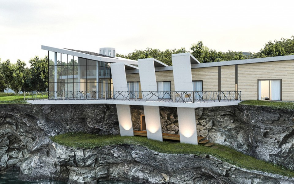 Costruire casa a padova progettazione casa padova - Progettazione esterni casa ...